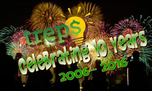 TREP$ 10 Years! alternate